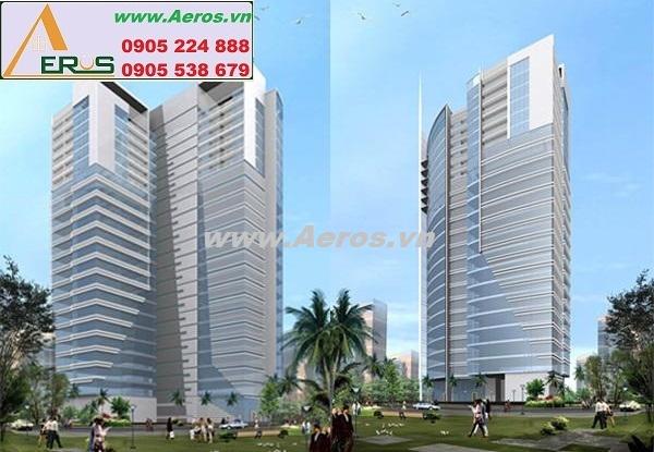 THIẾT KẾ CĂN HỘ chị Giang, chung cư SAILING TOWER, quận 1, HCM