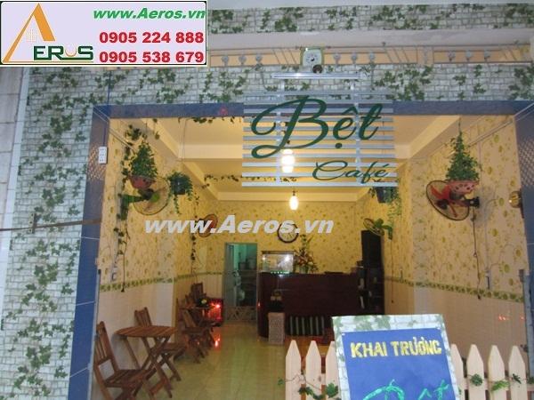 THIẾT KẾ NỘI THẤT QUÁN CAFE BỆT, Biên Hòa, Đồng Nai