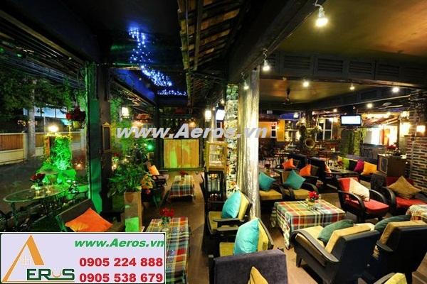 THIẾT KẾ NỘI THẤT QUÁN YESTERDAY PIANO CAFE, quận phú Nhuận, HCM