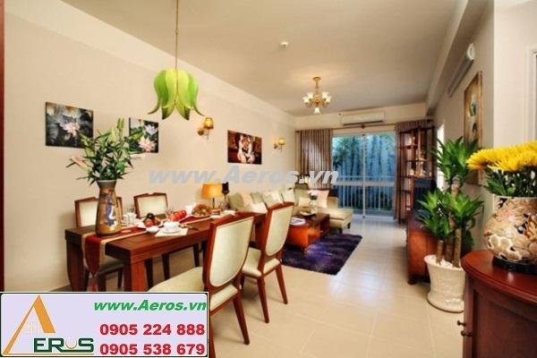THIẾT KẾ CĂN HỘ chị Trâm, chung cư LOTUS GARDEN, Q.Tân Phú, HCM