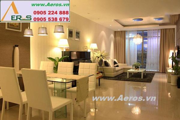Thiết kế nội thất chung cư đẹp trọn gói với thời gian nhanh chóng