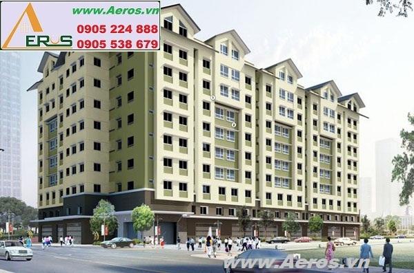 THIẾT KẾ CĂN HỘ chị Loan, chung cư EHOME 3, quận Bình Tân, HCM