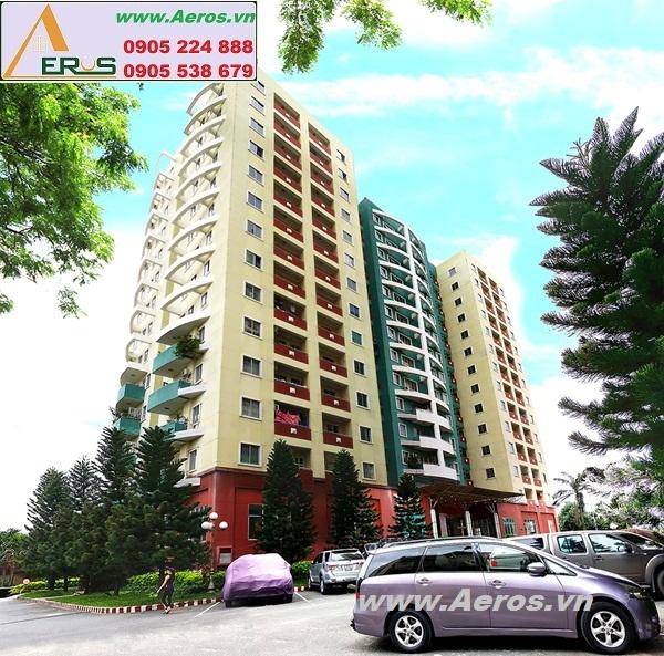 THIẾT KẾ CĂN HỘ anh Minh, chung cư TRIỀU AN TOWER, Q. Bình Tân, HCM