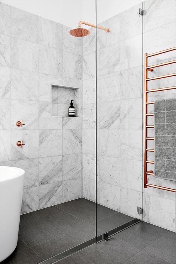 Mẫu thiết kế phòng tắm