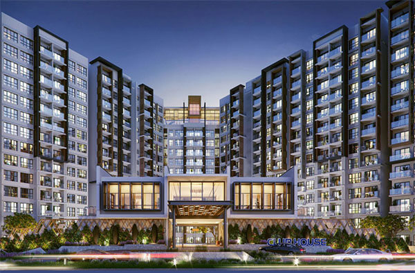 Thiết kế nội thất chung cư Celadon City Tân Phú