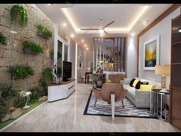 Thiết kế nhà hẹp ngang 3m