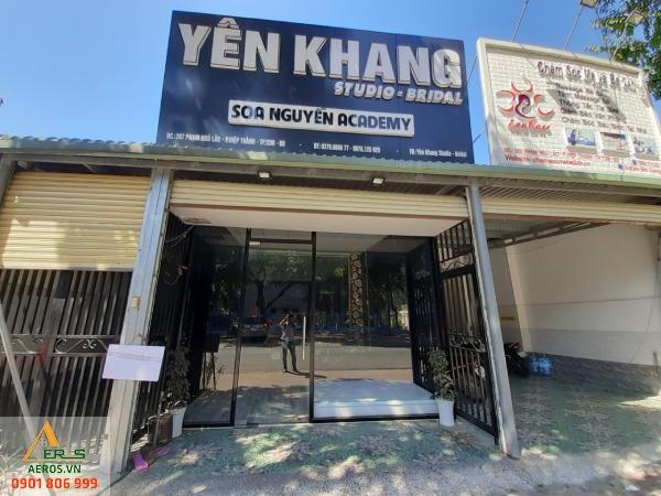 Hiện trạng nhà hàng Hàn Quốc của chị Ngọc Lan, Bình Dương
